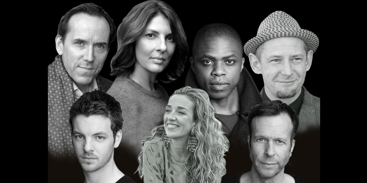Image of event actors